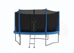 Батут OPTIFIT JUMP 10FT синий