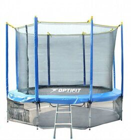 Батут Optifit Like Blue 10Ft